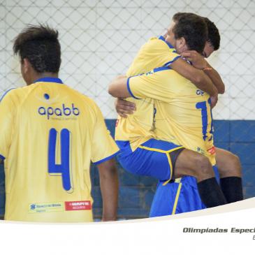 2º Jogo da Liga de Futsal Unificado – São Paulo