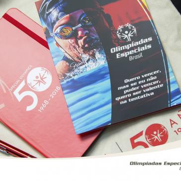 Celebração dos 50 anos das Olimpíadas Especiais Brasil e 100 anos do Lions Club International