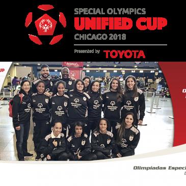 Americano é o Brasil na Special Olympics