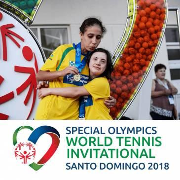Brasil faz bonito no Torneio Mundial de Tênis da Special Olympics