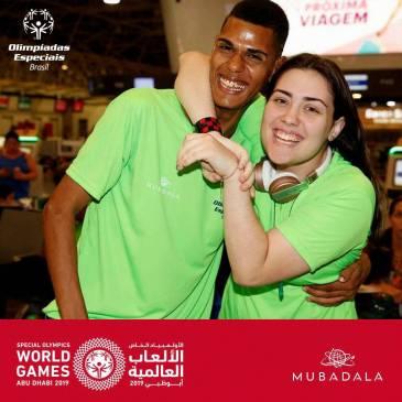 Brasil tem 36 atletas nos Jogos Mundiais de Verão 2019 de Abu Dhabi