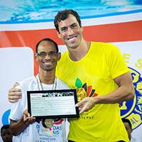 Guilherme Guido – Embaixador das Olimpíadas Especiais Brasil