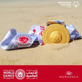 Jogos Mundiais de Verão da Special Olympics 2019 – Abu Dhabi