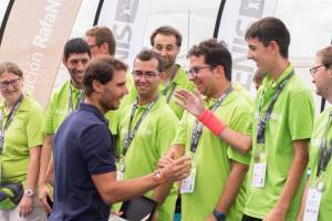 Rafael Nadal – Embaixador da Special Olympics